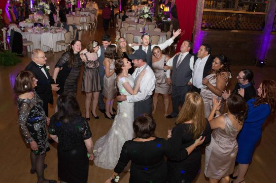 Wedding at Bill Miller's Castle - - Dance to the Music Entertainment