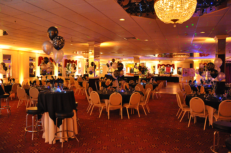Bar Bat Mitzvah Up Lighting Connecticut Wedding Dj