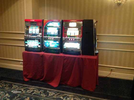 Slot Machines - Dance to the Music Entertainment